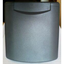 (M9912712) Tápegység CEE17 ABL, mágneses fedéllel, fehér színben