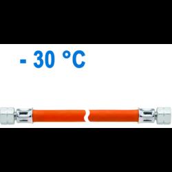 Közepes nyomású DIN 4815 szabványú gáztömlő
