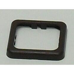 (M9974460) 60 x 60 mm-es keret barna színben