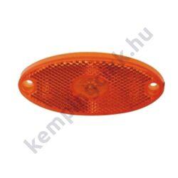 (M9952911) LED-es oldalsó helyzetjelző, 85 x 44 x 12 mm, ovális