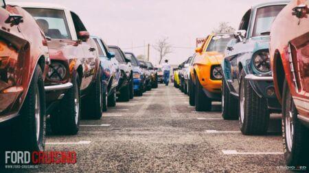 12. Mustang Találkozó