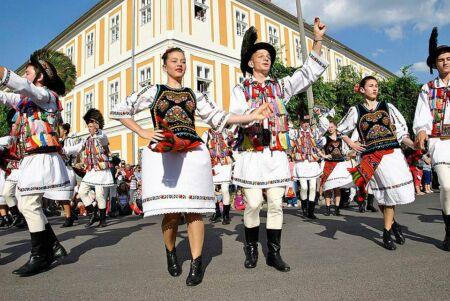 XXI. Duna Menti Folklórfesztivál