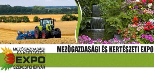 XI. Mezőgazdasági és Kertészeti Expo