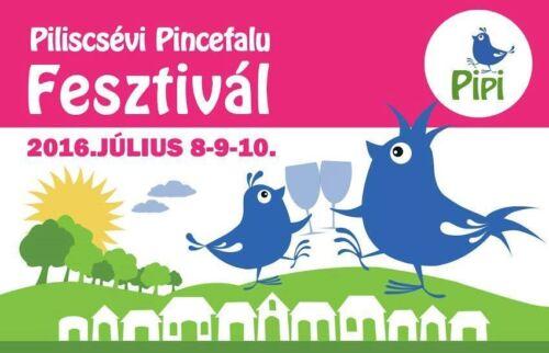 Piliscsévi Pincefalu Fesztivál - Pipi Fesztivál