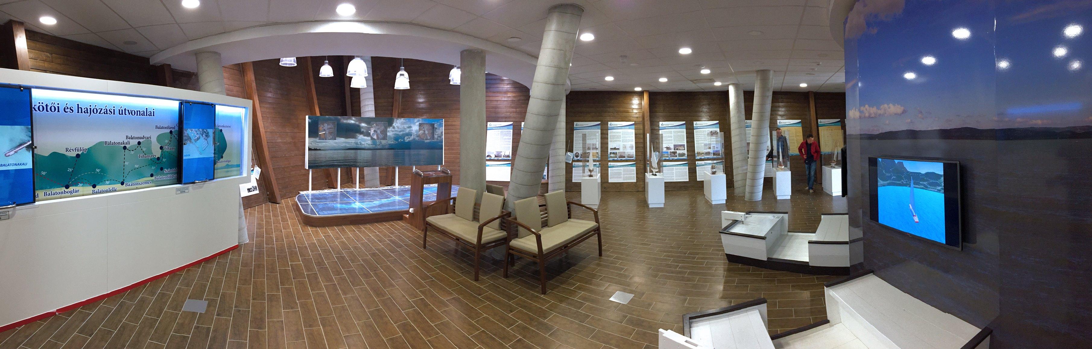 Balatonföldvári Hajózástörténeti Látogatóközpont