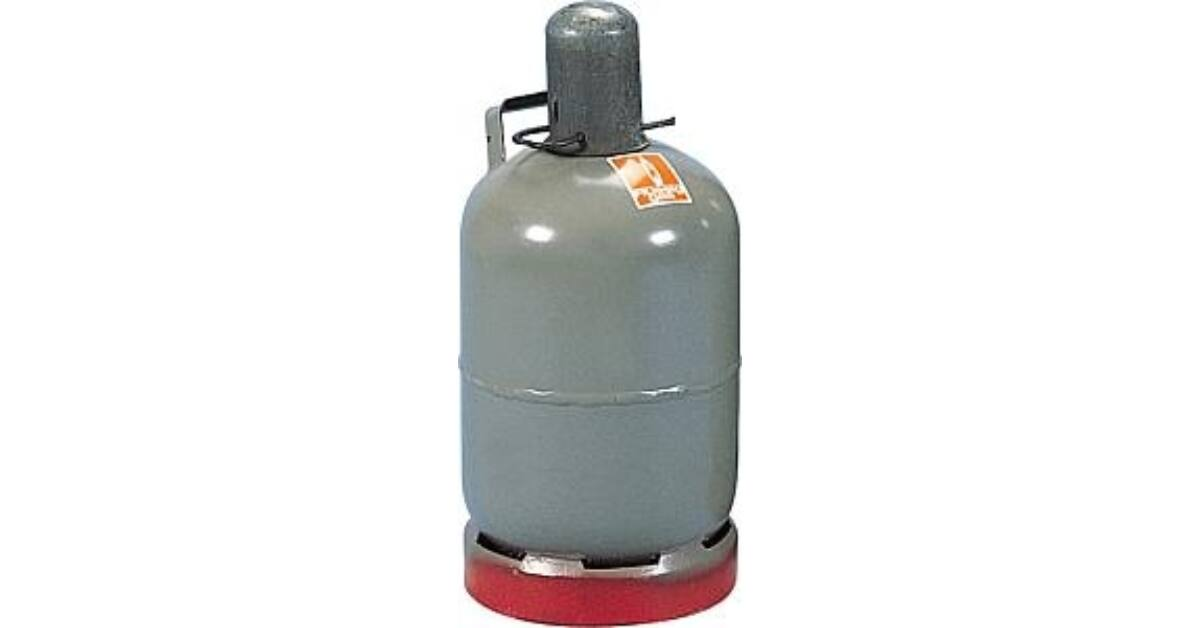 Üres gázpalack leadása