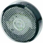 Pozíciófény prizmával LED-es PLR Ø 60 mm