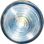 Pozíciófény prizma nélkül LED-es PL kivitel elöl átlátszó
