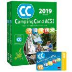 ACSI Camping Card 2019, I-II. kötet