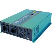 Szinuszos áramátalakító 12VDC/230AC 2000W