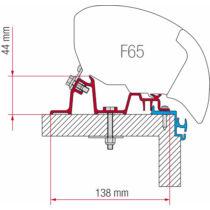 (M9917518) Négyrészes adapter Hobby Excellent lakójárműre Fiamma F65S/F65L kazettás naptetőhöz