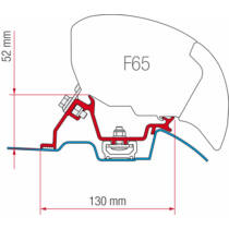 Fiamma adapter Mercedes Sprinter
