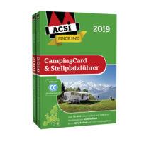 ACSI Parkolószállás Kalauz 2019 (Stellplatzführer)