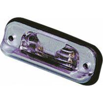 Rendszámtábla világítás 5W