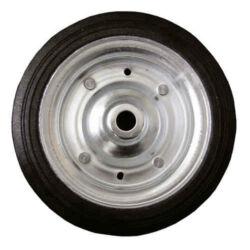 (M9979560) Fém belső felnis kerék orrkerékhez, tömör gumi futófelülettel