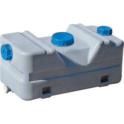 (M9971009) Friss- és szennyvíztartály 30 literes térfogattal, erős anyagból