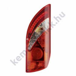 Hátsó lámpa L3100 LED-es kerek prizmával - balos