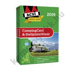 (M9932124) ACSI Camping Card & Stellplatzführer 2019.