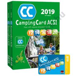 ACSI CampingCard 2019.