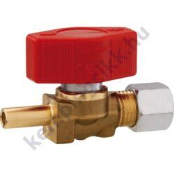 (M9955130) 1-es gázcsap 8 mm-es gázcsőhöz