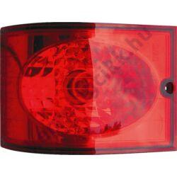 Fék és hátsó lámpa oldalfénnyel és fényvetővel
