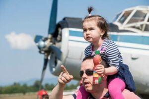 XX. Legendák a levegőben - Családi repülőnap