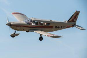 XX. Legendák a levegőben Családi repülőnap