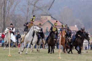 Márciusi nemzeti ünnepünk Szentendrén-Huszáros hétvége a Skanzenben
