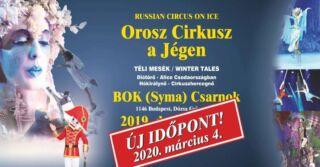 Orosz Cirkusz a Jégen