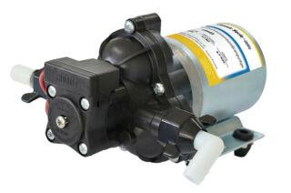 Nyomáskapcsolású vízpumpa tiszta vízhez 12-24V