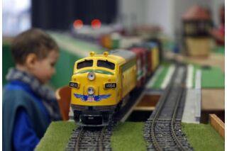 IX. Szolnoki Országos Vasút-történeti és Vasútmodell kiállítás