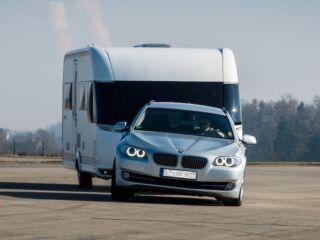 A járműszerelvény vezetésének feltételei