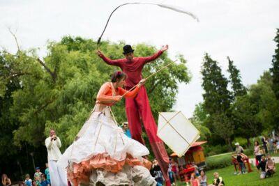 26. Kabóciádé Családi fesztivál - Cirkuszünnep