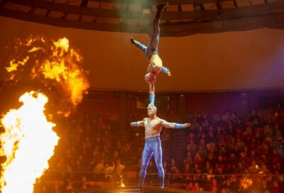 Főnix – Tűzcirkusz