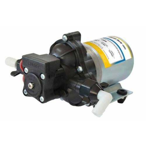 (M9912785) Háromkamrás, membrános szivattyú 12 V-os automata vízellátó rendszerekhez