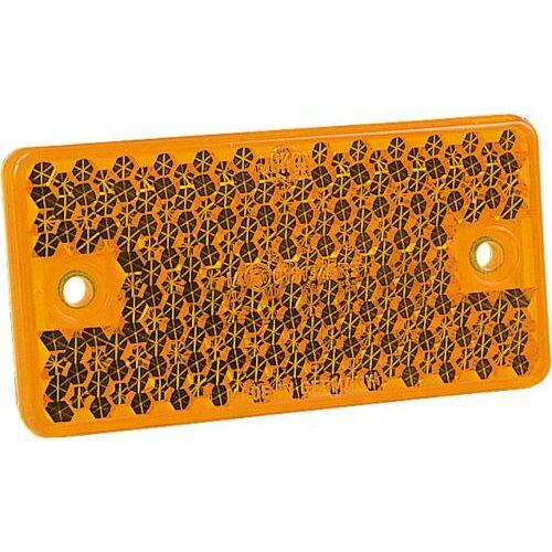 Sárga prizma - 105 x 54 mm