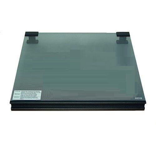(M9973320) Hőálló üveglap gázfőzőlaphoz, mérete: 510 x 445 mm