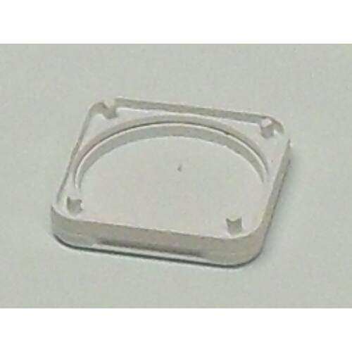 (M9974330) Rugós fedél billenőkapcsolóhoz, fehér színben