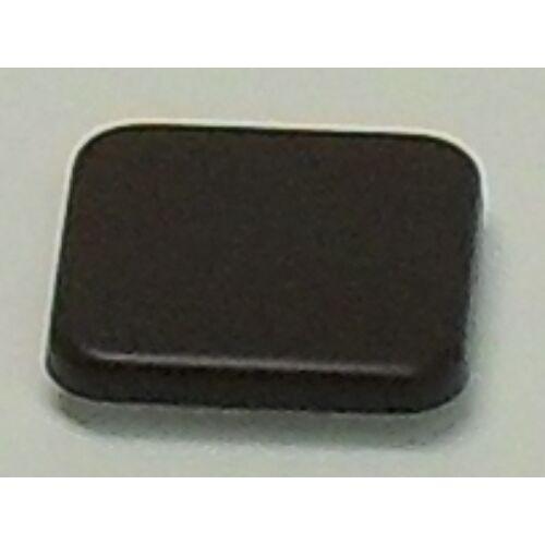 (M9974440) Egypólusos billenőkapcsoló, barna színben.