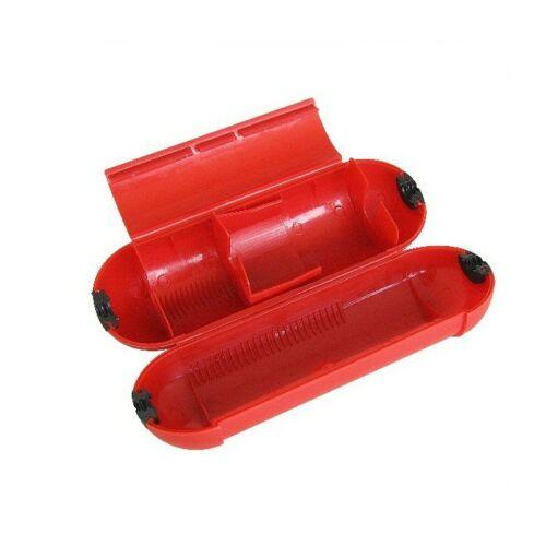 (M9975452) Csatlakozó doboz, vízmentesített, piros színben