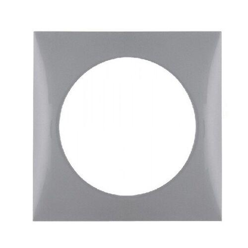 (M9981405) Berker kapcsolókeret, egyszeres, matt króm