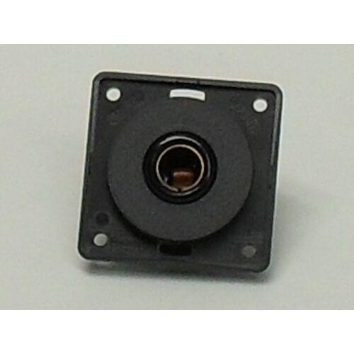(M9981444) Dugaljzat 12 V, antracit színben, DIN szabványú.