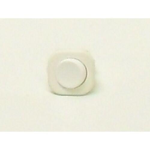 (M9991651) Billenőkapcsoló, 250 V, 1 pólusú fehér színben