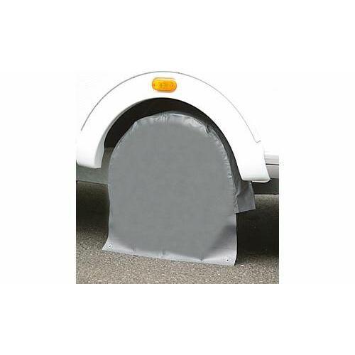 (M9992352) Kerékvédő egytengelyes lakókocsihoz, sötétszürke