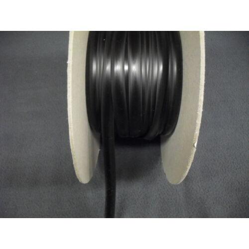 Csavartakaró szalag fekete 15 mm