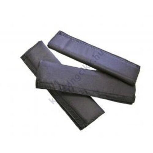 (M9906953) Ráhúzzák a szalagra, így védik az elősátor anyagát a vasalattól