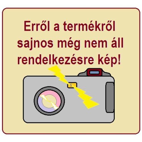 Elősátorkéder textil bevonattal szürke 7 x 25 mm x 12 m