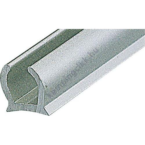 (M9961040) Alumínium behúzósín ezüst színű, 1m-es