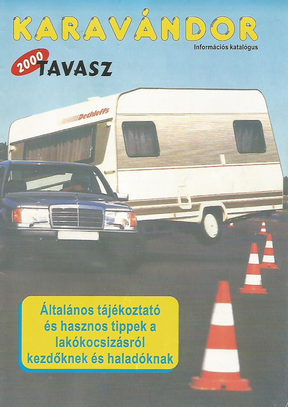 Karravándor magazin 2000. tavasz