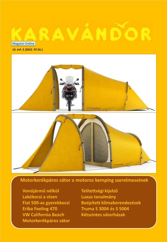 Karavándor magazin 2012. Nyár